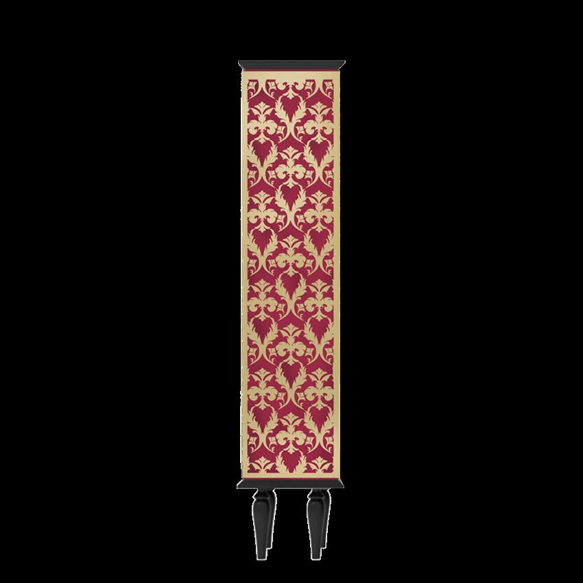 Guardaroba H 180.Doll Damasco Wardrobe Ypsilon
